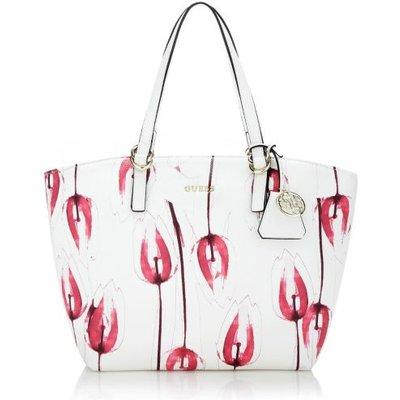 Guess Tulip Flower Print Bag