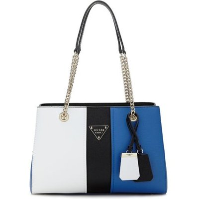 Guess Remi Colour Block Shoulder Bag