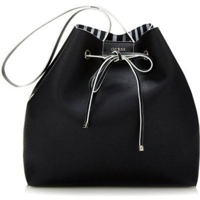 Guess Bobbi Reversible Bucket Bag