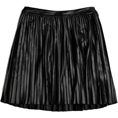 Guess Kids Coated-Look Pleated Skirt