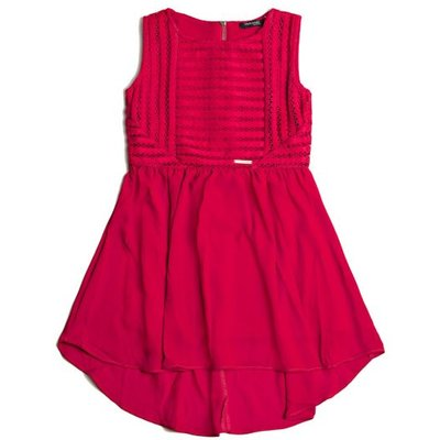 Guess Kids Marciano Perforated Dress