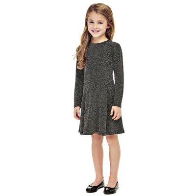 Guess Kids Metallic-Look Dress