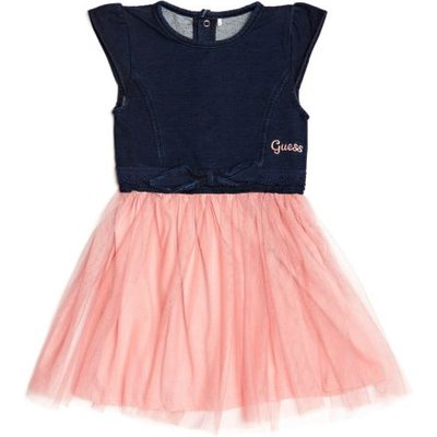 Guess Kids Tulle Effect Dress