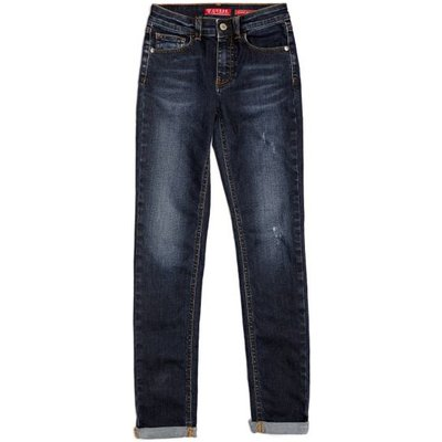 Guess Kids Skinny Jeans With Cuff