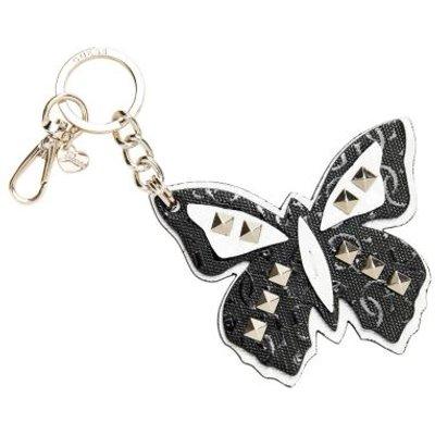 Guess Flutter Butterfly Keyring