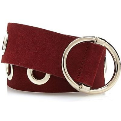 Guess Belt With Perforated Studs