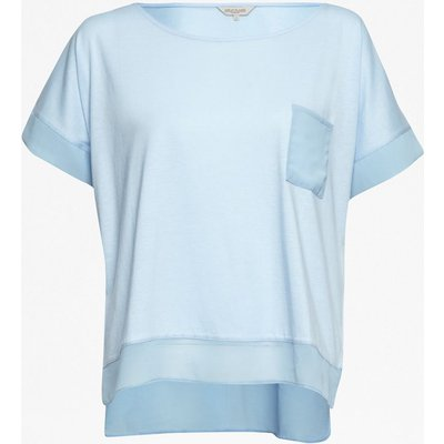 Great Plains Featherweight Jersey Pocket T-Shirt, Green