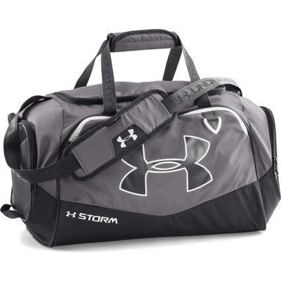 Under Armour Undeniable Synthetic Holdall, Grey