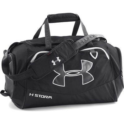 Under Armour Undeniable Synthetic Holdall, Black