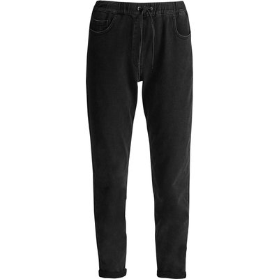 French Connection Dali Denim Look Jersey Joggers, Charcoal