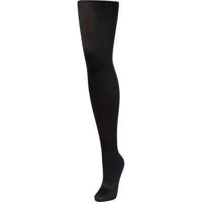 Wolford Satin deluxe 140 denier tights, Black