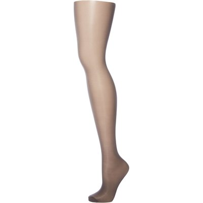 Elbeo Mirage light support 15 denier sheer tights, Barely Black
