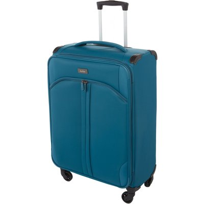Antler Aire teal 4 wheel  medium suitcase, Teal