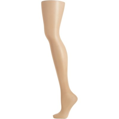 Wolford Satin touch 20 denier tights, Light Tan