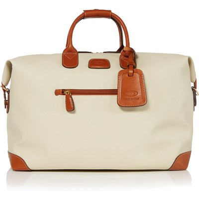 Brics Firenze small holdall, Cream