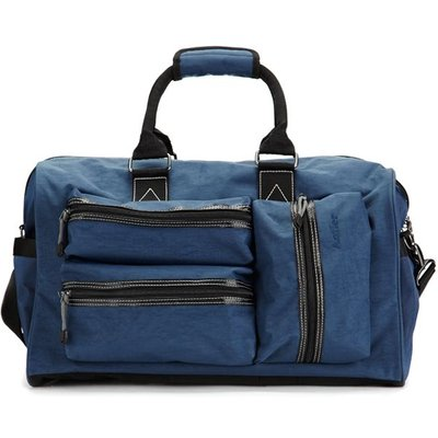 Antler Urbanite navy holdall, Blue