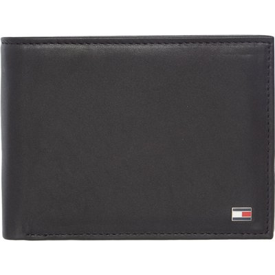 Tommy Hilfiger Eton Coin Pocket Wallet, Black