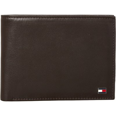 Tommy Hilfiger Eton Coin Pocket Wallet, Brown
