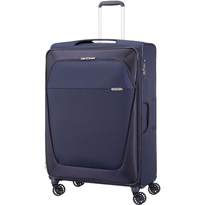 Samsonite B-Lite 3 dark blue 8 wheel 83cm spinner suitcase, Dark Blue