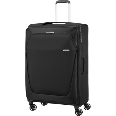 Samsonite B-Lite 3 black 8 wheel 83cm spinner suitcase, Black