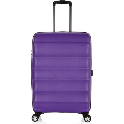Antler Juno purple 4 wheel medium suitcase, Purple