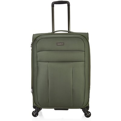 Antler Marcus khaki 4 wheel medium suitcase, Khaki
