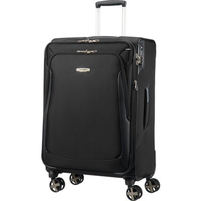 Samsonite X-Blade 3.0 black 8 wheel 71cm large suitcase, Black
