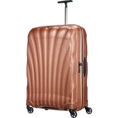 Samsonite Cosmolite 3.0 copper 4 wheel 81cm large suitcase, Red