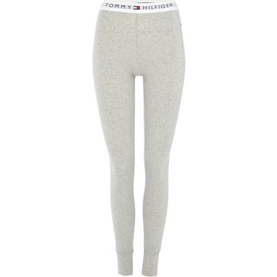 Tommy Hilfiger Iconic cotton loungewear legging, Grey