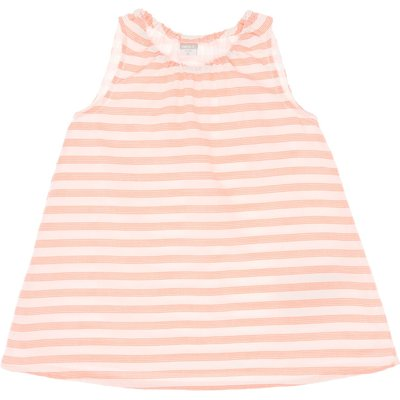 name it Girls Swing Jersey Dress, Pink