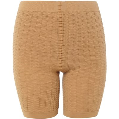 Falke Cellulite control mid thigh short, Nude