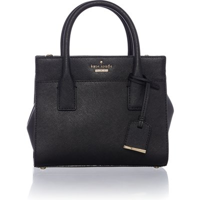 Kate Spade New York Mini candace tote bag, Black