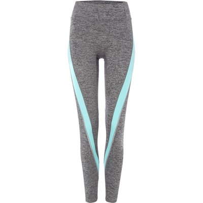 Freya Reflective twist legging, Grey