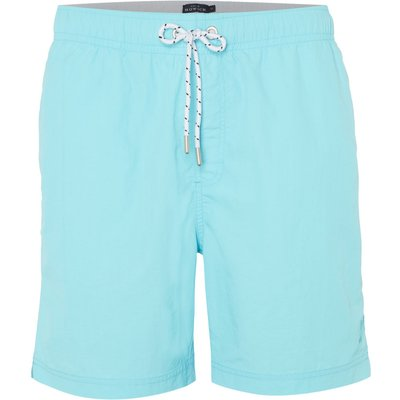 Men's Howick Plain Swim Shorts, Sky Blue