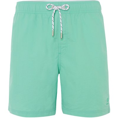 Men's Howick Plain Swim Shorts, Bright Mint