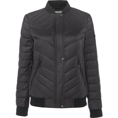 Bernardo Primaloft packable down bomber, Black