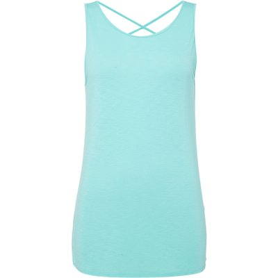 Label Lab Sunray back jersey vest, Mint