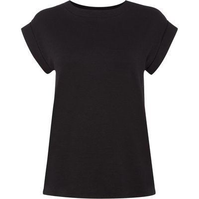 Label Lab Boyfriend tee, Black