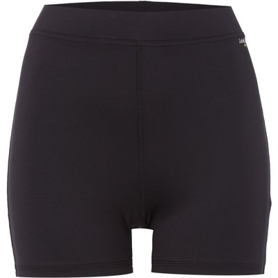 Label Lab Second skin gym shorts, Black