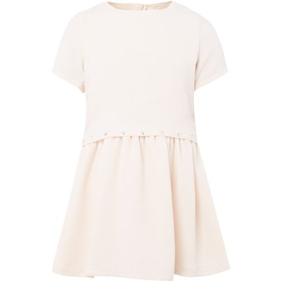 Carrement Beau Girls Dress, Washed Pink