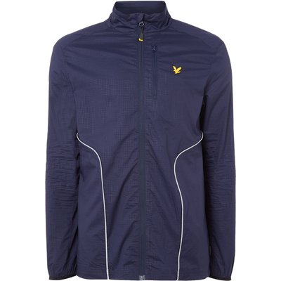Men's Lyle and Scott Sports Chataway lightweight jacket, Blue