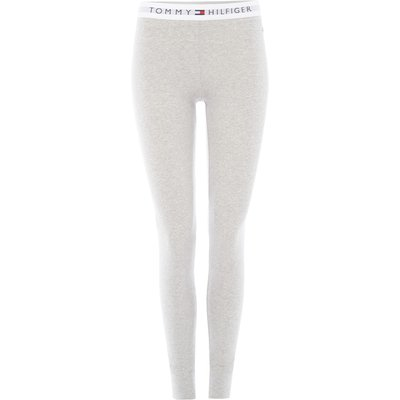 Tommy Hilfiger Cotton iconic cuffed pant, Grey