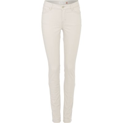 Part Two Slim fitted jean, White