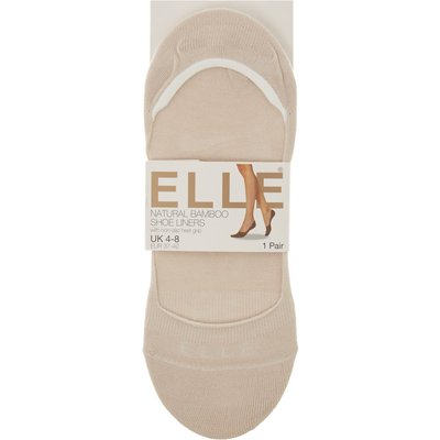 Elle Bamboo Shoe Liners, Natural