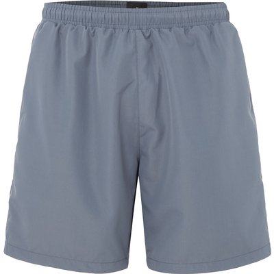 Men's Hugo Boss Seabream Logo Swim Short, Grey