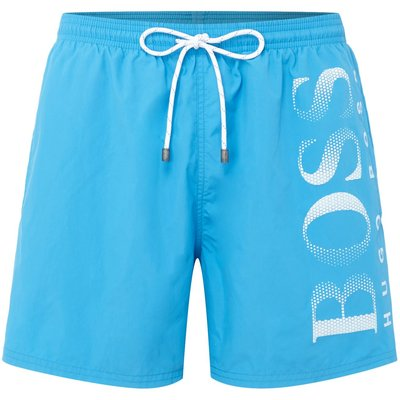 Men's Hugo Boss Octopus Swim Shorts, Turquoise