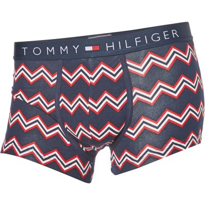 Men's Tommy Hilfiger Mini Chevron Trunk, Blue