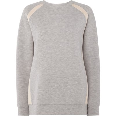 Label Lab Scuba reverse sweater, Grey