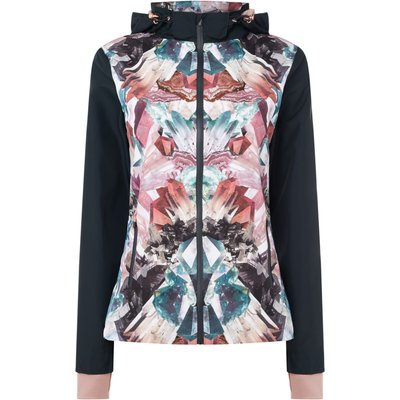 Ted Baker OW MINERALS PRINTED JACKET, Grey