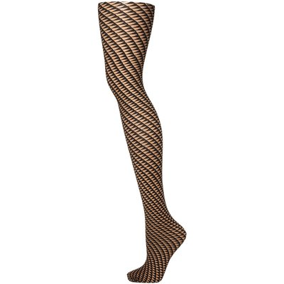 Wolford Triangle Tights, Black